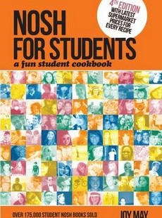 Nosh for Students - Joy May - Cookbook Review