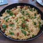 Chorizo Couscous